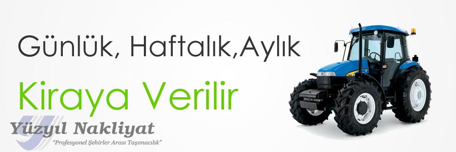 İstanbul Kiralık Traktör, İstanbul Traktör Kiralama, Kiralık Traktör, Kiralık Araç